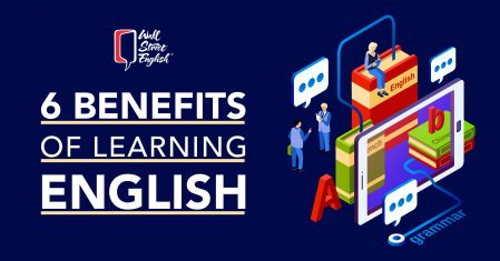 6 Benefits of Learning English