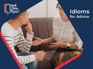 Idioms for Advice